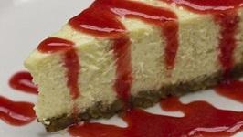 Dairy Free Tofu Cheesecake