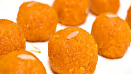 Motichoor Ladoo Recipe - Perfect Motichur Laddus - Indian Sweet - Secrets Revealed