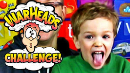 Warheads Challenge Extreme Sour Double Drops Kids Edition Review Candy