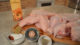 How To Make Napa Jack's Buttermilk Brine For Poultry