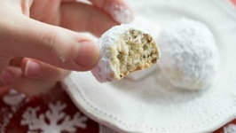 Snowball Cookies or Christmas Cookies