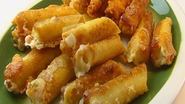 Betty's Pepper Jack Cheese Cigars