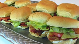 Betty's BLT Sliders