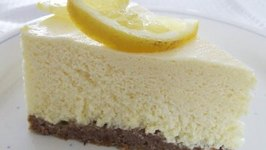 Lemon Cheesecake (No Bake)