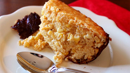 Spoon Bread with Corn