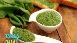 Green Chutney (Mumbai Roadside Recipe)