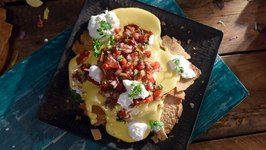 Khakra Nachos Recipe  How to Make Khakra Nachos