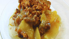 Betty's Autumn Applescotch Crisp