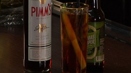 Pimm's Cup Cocktail - The Cocktail Spirit With Robert Hess