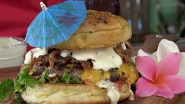 Island Cheeseburger