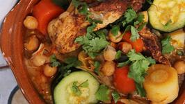 How To Make Chicken Coucous