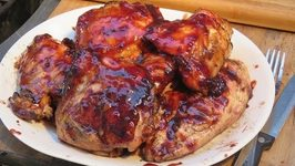 18th Century Grilled Chicken
