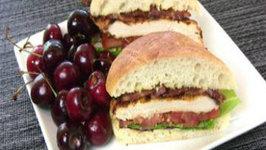 Chipotle Chicken BLT Sandwich- Planning My Meals