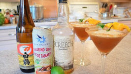 How to Make Spicy Thai Tamarind Cocktails
