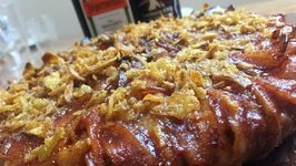 Jägermeister Bacon Pie