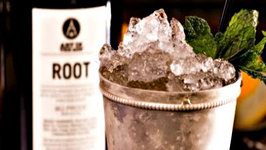 Root Julep Cocktail