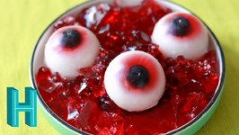 Gummy Eyeballs - Halloween DIY!