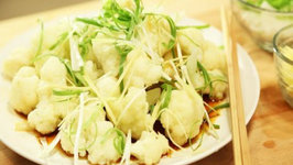 The Easiest Chinese Boiled Cauliflower - That You Must Try  Vegetarian