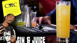 Gin And Juice, A Snoop Dogg Drink?