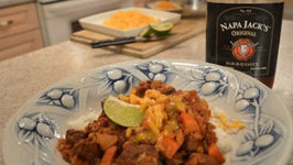 How to Cook Napa Jack's Southwestern BBQ Beef Chili