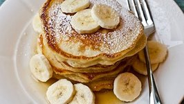 Banana Pancakes  One Pot Chef