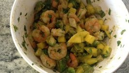 Shrimp Appetizer Cold Shrimp Salad
