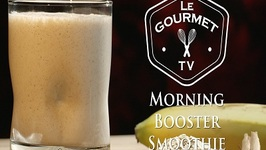 Morning Booster Smoothie Recipe