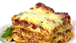 Meat Lasagna Recipe- Step by Step