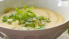 Cream of Celery Soup - Learn to Cook Series