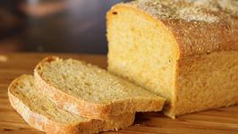 Entire Cornmeal Bread