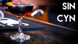 Sin Cyn Cocktail- A Cynar Cocktail