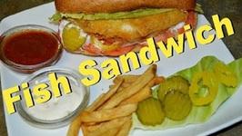 Quick Fish Sandwich