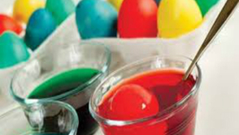 She Loved Colors. He Loved Easter Eggs. How Did The Twain Meet?
