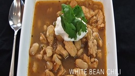 How to Make White Bean Chili