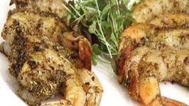 Black Pepper Shrimp - Floyd Cardoz's Inspired Recipe