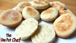 Home Made English Muffins