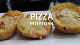 Pizza Potatoes