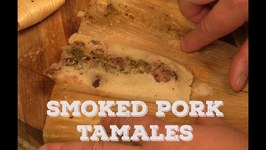 How To Make Pulled Pork Tamales With A Tomatillo Sauce