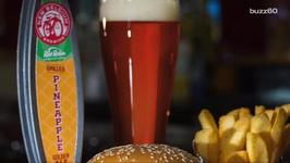 This Beer is Supposed to Taste Like A Burger