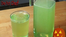 Drinkable Slime -Halloween