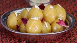 Thokkudu Laddu -Bandar Laddu - Andhra Special Sweet