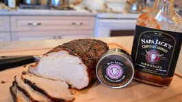How to Roast Napa Jack's Chipotle Cabernet BBQ Pork Loin