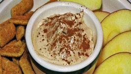 Cheesecake Dip - Thanksgiving