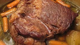Pot Roast Supreme