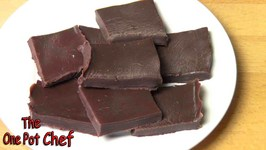 Quick And Easy Chocolate Mint Fudge