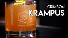 The Crimson Krampus, A Bite Of Bitter