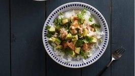 Salmon 2 Ways - Easy Dinner