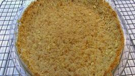 Betty's Crisp Vanilla Wafer Pie Crust