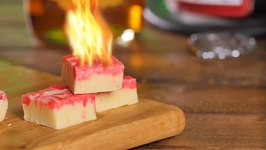 Five-Alarm Fudge