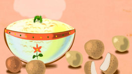 Yummy Recipes For Kids - Mashed Potatoes